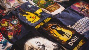 Lista de fornecedores de camisetas para revender